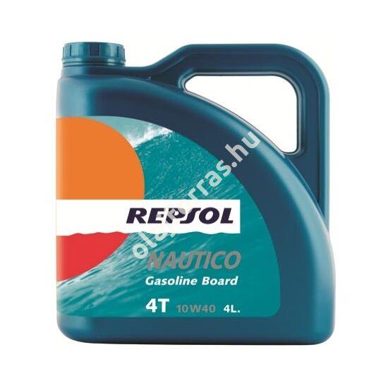 Repsol Nautico Board 4T 10W-40 4L