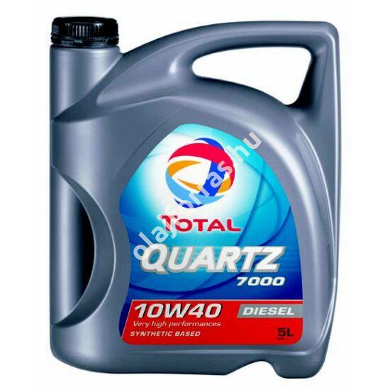 Total Quartz 7000 Diesel 10W-40 5L