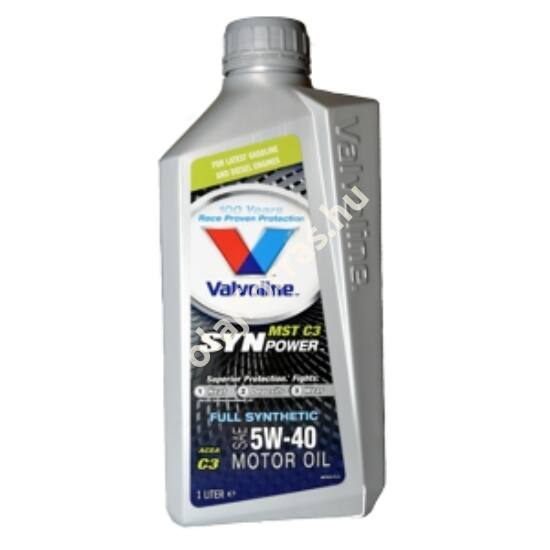 Valvoline SynPower Xtreme MST C3 5W-40 1L